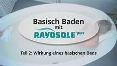 basisch baden teil 2 wirkung eines basischen bads