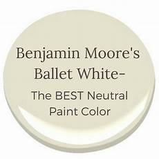 benjamin moore s ballet white the best neutral color