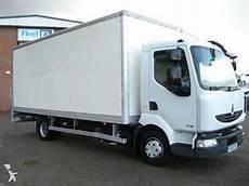 camion renault fourgon midlum 7 5t grp box 2011 eu11