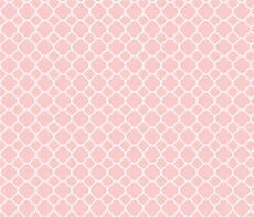 light pink patterned wallpaper light pink quatrefoil fabric sweetzoeshop spoonflower