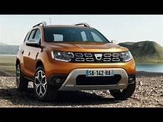 Dacia Duster 2018 Les Premi 232 Res Infos