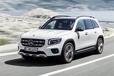 mercedes glb 2019 photos officielles du nouveau mercedes glb 2019