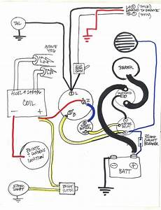 1977 sportster chopper wiring diagram use at your own risk motorcycle wiring sportster