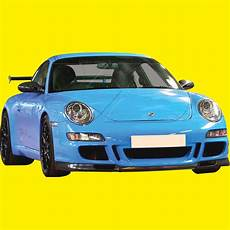 vsaero gt3 rs front bumper kit 2pc 997 for fits