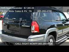 how to fix cars 2005 isuzu ascender navigation system 2005 isuzu ascender s 4wd 5 passenger for sale in clinton youtube
