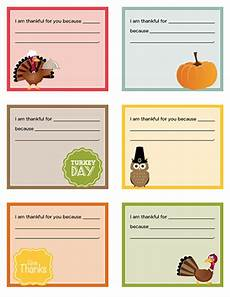 Thanksgiving Note Card For Teachers Template by Say Thanks With Free Thank You Notes To Send This