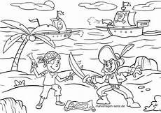 Piraten Malvorlagen Zum Ausmalen Malvorlage Piraten Pirat Ausmalbilder Kostenlos