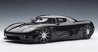 Cool Cars Koenigsegg CCX Black
