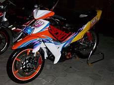 Modifikasi Yamaha Fiz R by Modifikasi Yamaha Fiz R Keren Berbagai Style Go Goblog