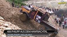 Truck Trial Europameisterschaft Strassberg 2013 2 Lauf