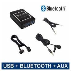 citro 235 n usb mp3 aux ingang bluetooth carkit streaming spotify en deezer interface
