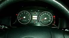 Hyundai Getz Cold Start 04