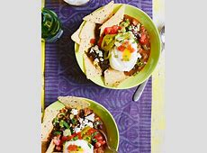 chorizo and black bean soup with eggs_image