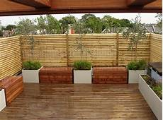 Sichtschutz Terrasse Bambus - outdoor bamboo privacy screen interesting ideas for home