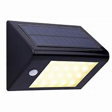 20 led solar power pir motion sensor wall light outdoor