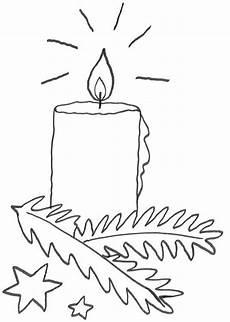 Malvorlagen Advent Kostenlose Malvorlage Advent Adventskerze Zum Ausmalen