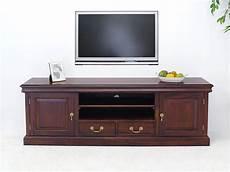 sideboard tv schrank medienschrank tv board antik stil