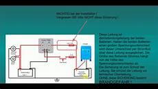 zweitbatterie auto schaltplan wiring diagram