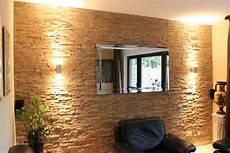 Echte Wandstein Verblender Naturstein Fliesen 60x15cm