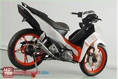 Modifikasi Jupiter Z1 Injeksi by Cara Modifikasi Yamaha All New Jupiter Z1 Injeksi Racing