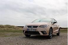 2018 Seat Ibiza Tgi Review Test Cng Im Kleinwagen