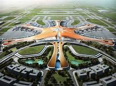 beijing new airport designs smooth check in access china