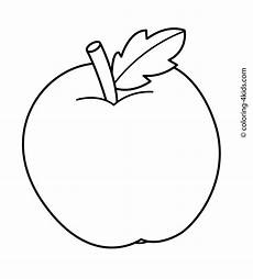free simple coloring pages to print for