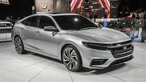 2019 Honda Insight Details  Autoblog