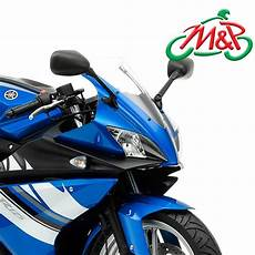 yamaha yzf r125 all right replica mirror replacement