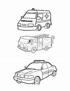 coloring pages of emergency vehicles 16464 emergency vehicles coloring page by lyndsey rohde tpt