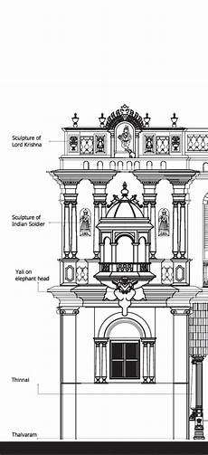 chettinad style house plans the revive chettinad project on student show