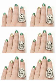 How To Four Leaf Clover Tutorial With Zoya Nail