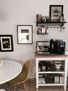 Useful Spaces An Ikea Coffee Bar