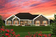 home design blueprints craftsman ranch with 3 gables 89935ah architectural designs house plans