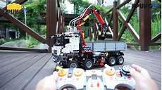 lego technic 42043 rc motorized mercedes arocs 3245