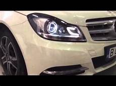 C Klasse W204 Facelift - lights mercedes c class w204 facelift by kitt