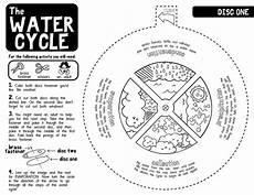 water cycle worksheets b w black and white version edi