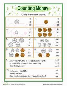 money worksheets for 1st grade free 2866 pin on grade