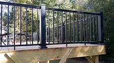 rambarde pour terrasse rambarde terrasse fer veranda styledevie fr