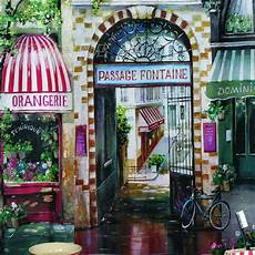 Bathroom Shop Market Place by Cafe Passage Fontaine Shower Curtain House Reboot