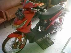 Modifikasi Beat 2009 by Modifikasi Honda Beat 2009 Merah Metalik Modifikasi