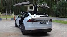 tesla model x 100d tesla model x 100d 2017 review snapshot carsguide