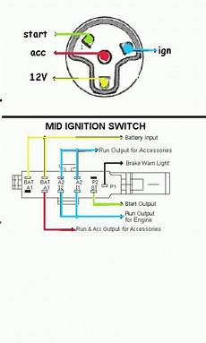 1972 ford bronco ignition switch wiring diagram how to wire ignition switch