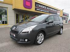 peugeot 5008 2 0 hdi 163 ba 7pl occasion mulhouse