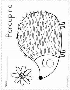 woodland animals coloring pages 17187 woodland animals coloring pages by the kinder tpt