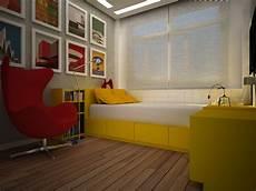 10 Sq M Room On Behance