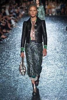 spring 2018 runway fashion trend sequin fashionsizzle