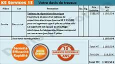 Changement Tableau Electrique Tarif Maison Travaux