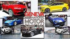 Genfer Autosalon 2019 Das Sind Die Neuheiten