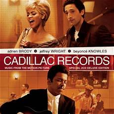 cadillac records tv soundtracks cadillac records soundtrack